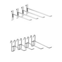 Крючки для торговых решеток-сеток