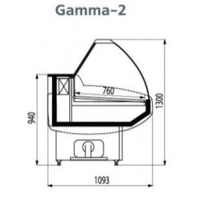 Cryspi Gamma-2 1200