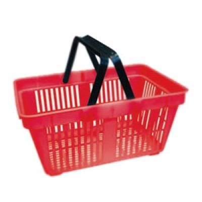 Корзина покупательская пластиковая 20 л (Арт.SBP20)