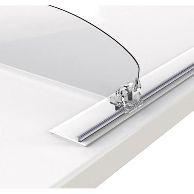 Т-профиль пластиковый шириной 30 мм