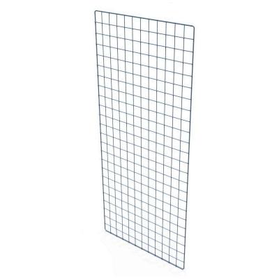 Решетка торговая,  пруток d-2,5 мм, белая
