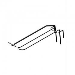 Крючок с ценникодержателем (шаг 45)