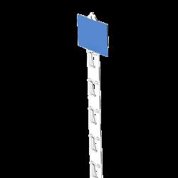 Подвесная пластиковая лента