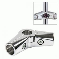 Крепеж поворотный с 4-мя направлениями усиленный D=25 мм (Арт.UNO-22)