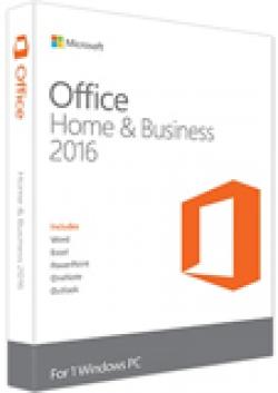 Пакет Microsoft Office для дома и бизнеса 2016