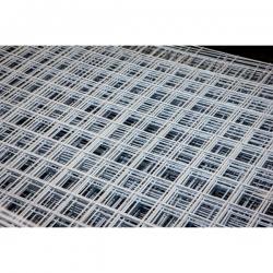 Решетка торговая D=1,6 мм ячейка 50х50 мм, белая