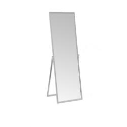 Зеркало напольное с изменением угла наклона алюминиевый профиль, хром
