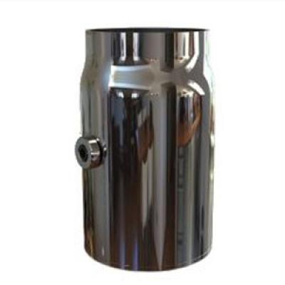 База для D=50 мм труб D=60 мм, хром (Арт.YG50)
