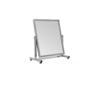 Зеркало напольное малое с изменением угла наклона, хром