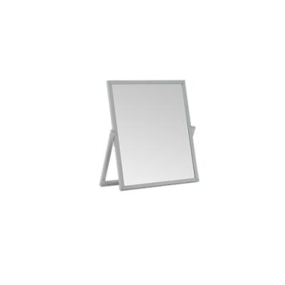 Зеркало напольное малое с изменением угла наклона алюминиевый профиль, хром